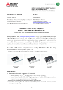 PDF Version - Mitsubishi Electric