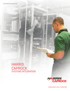 Turnkey Systems Integration Services