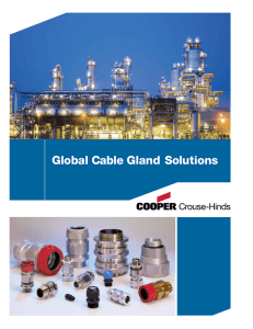 Global Cable Gland Solutions