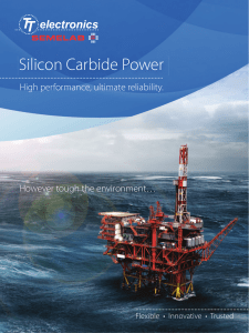 Silicon Carbide Power