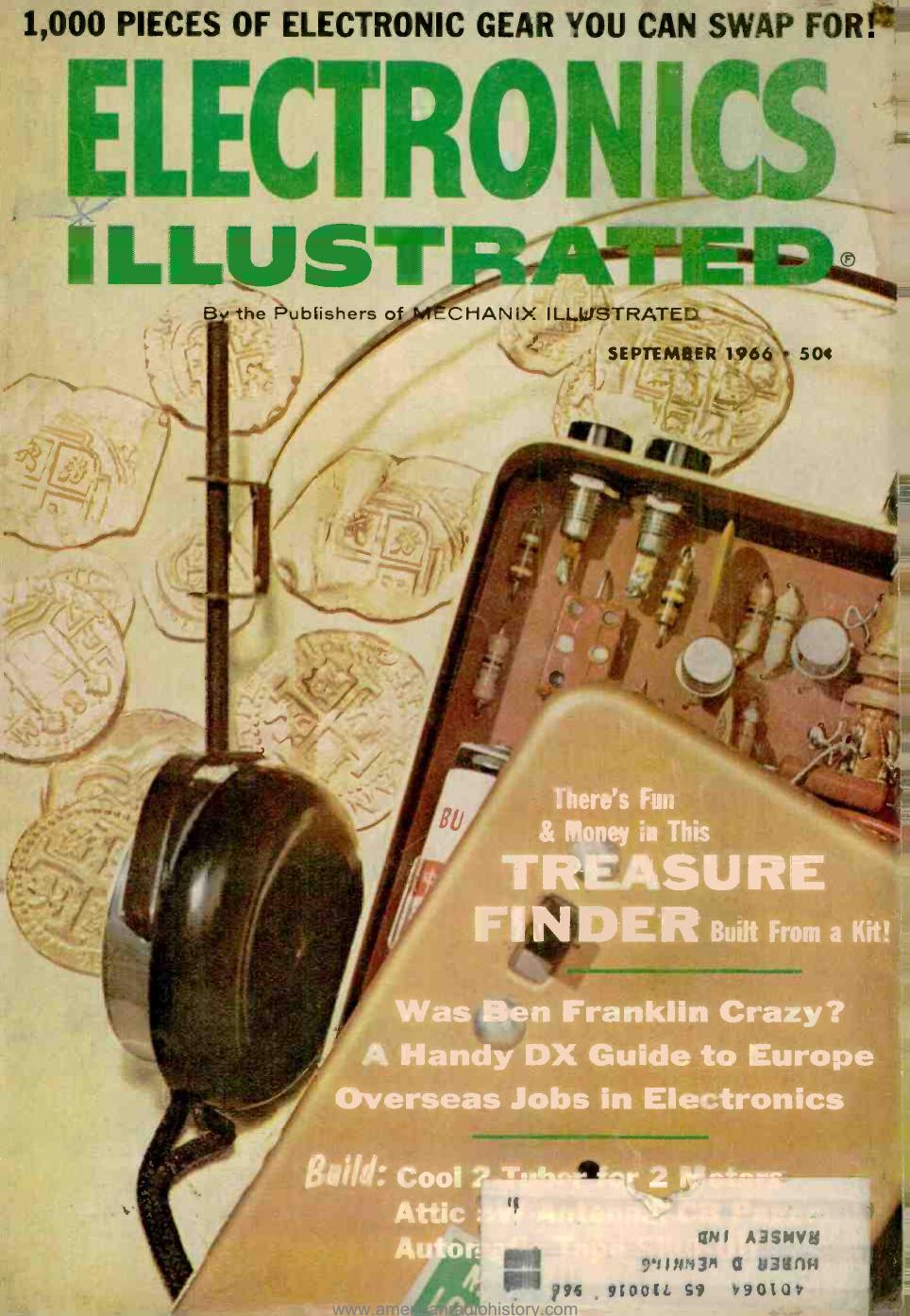 Electronics Illustrated - American Radio History