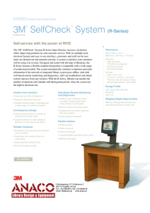3M™ SelfCheck™ System