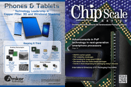 PDF - Chip Scale Review