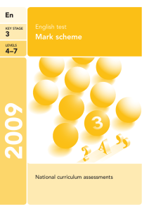 Mark scheme - Digital Education Resource Archive (DERA)