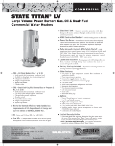 scdss00108 - State Water Heaters