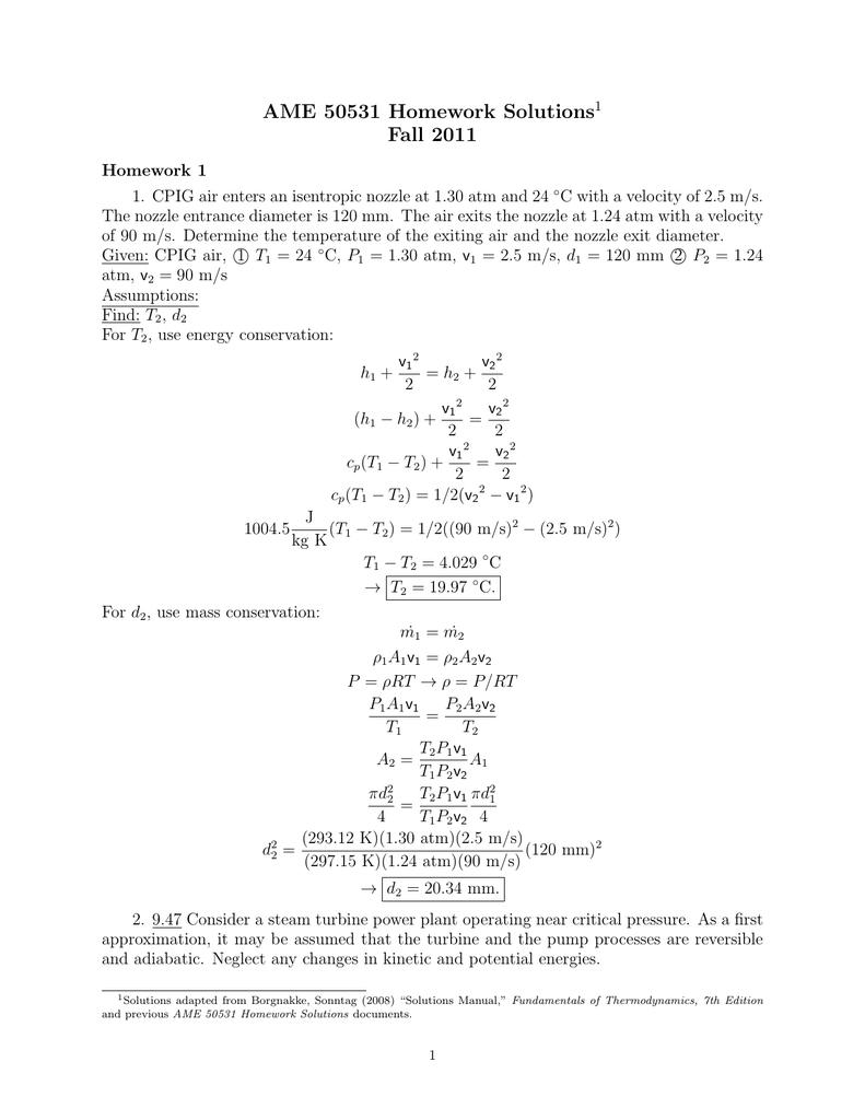 Mnl 7488 Borgnakke Sonntag Solution Manual 7th 2019 Ebook Library