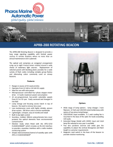 APRB-288 ROTATING BEACON