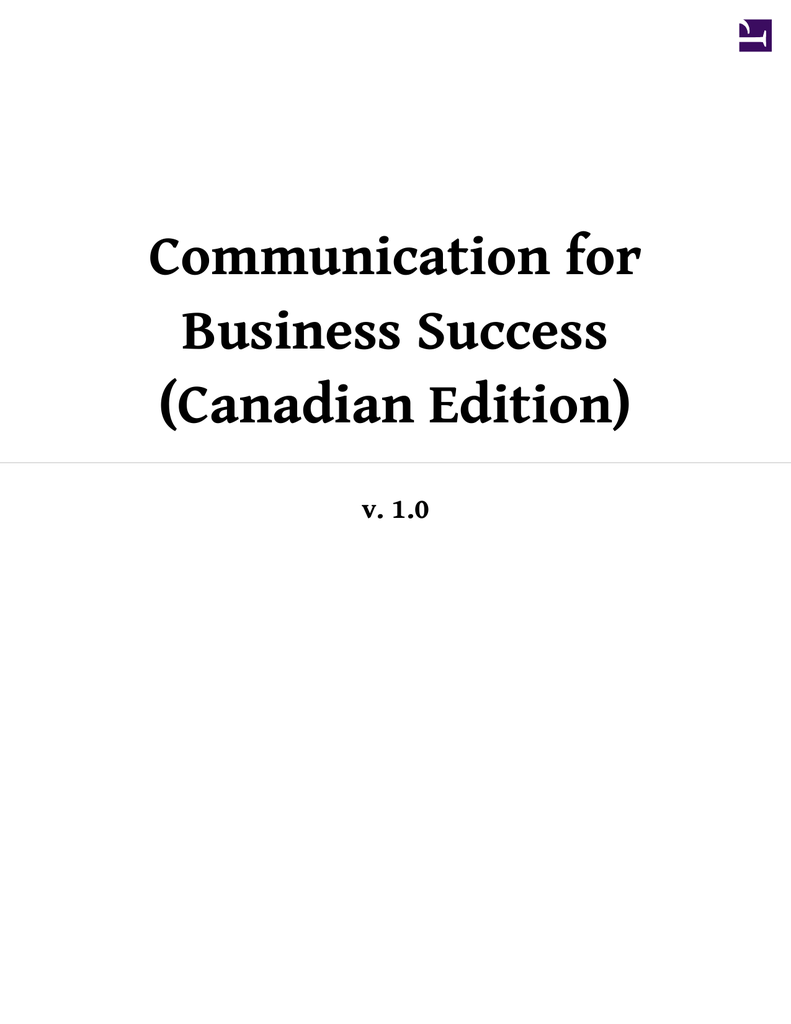 Communication For Business Success Canadian Edition 348 Conventional Models Basic 12 Volt Wiring Diagram Schematic Ebay