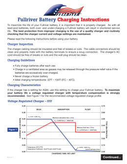 universal cell phone battery charger instructions