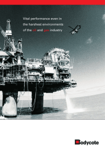 Bodycote in oil and gas