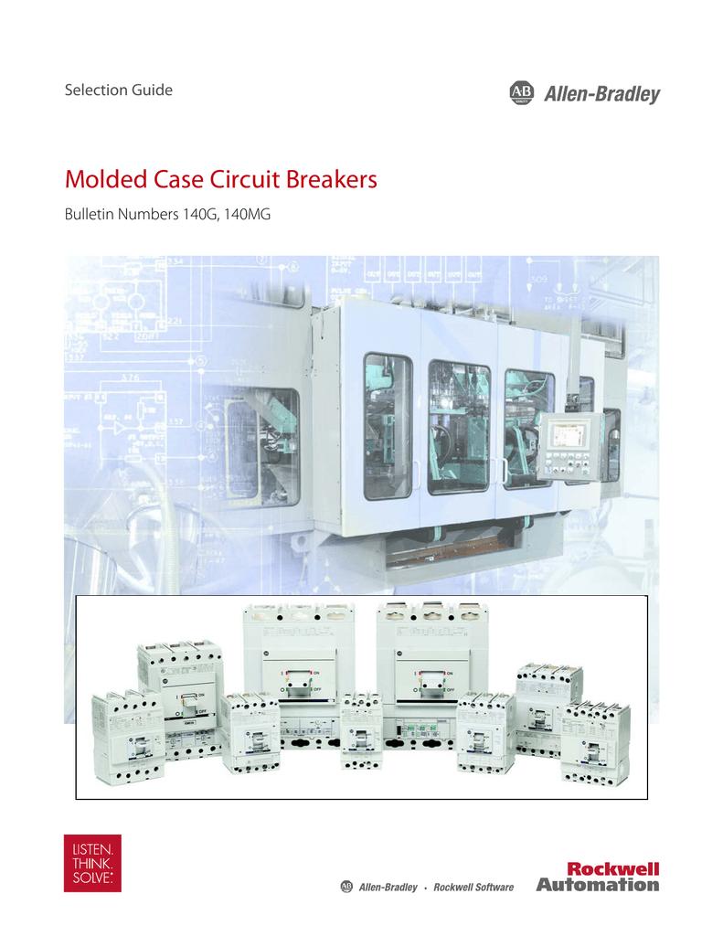 Molded Case Circuit Breakers Selection Guide 12v 250 Breaker 60