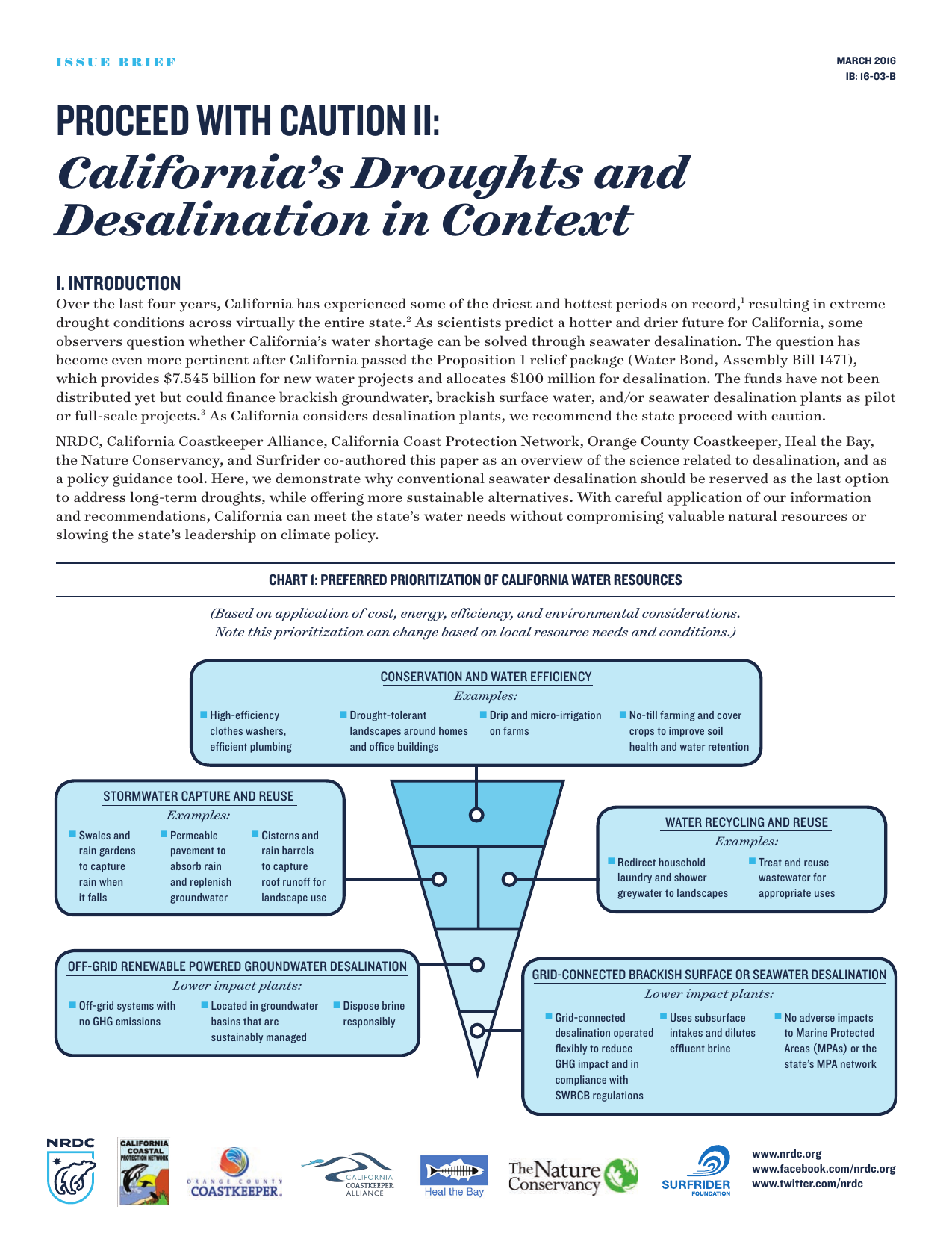 California`s Droughts and Desalination in Context