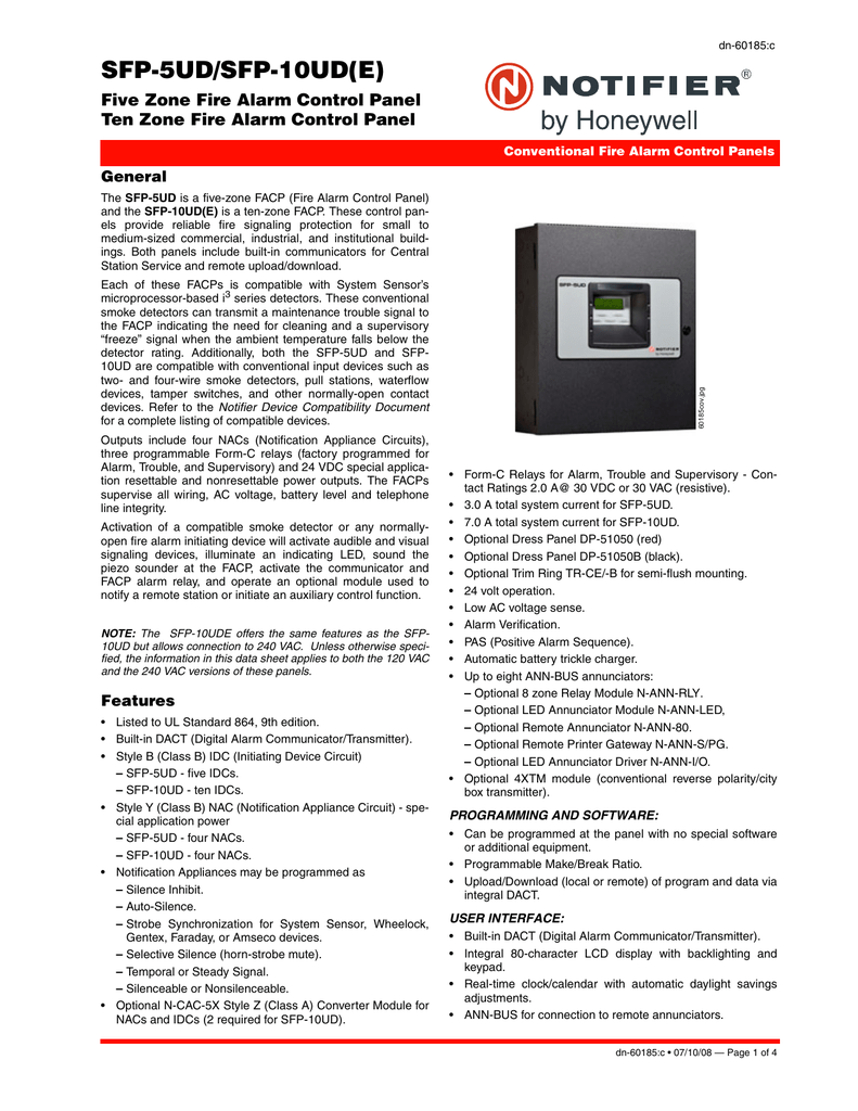 Modern Fire Alarm Panel Pdf Gift - Everything You Need to Know About ...