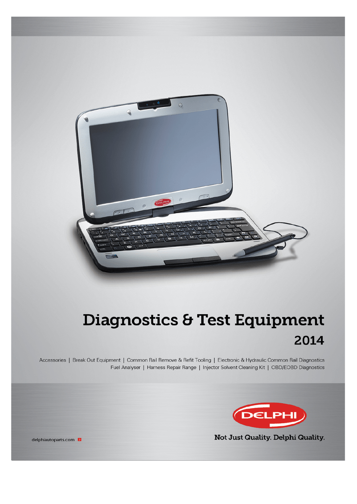 DELPHI TEST EQUIPMENT - Feb 2014 xlsx