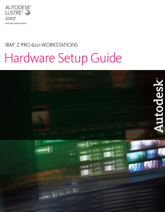 Hardware Setup Guide