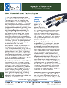 EMC Materials and Technologies