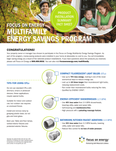 multifamily energy savings program