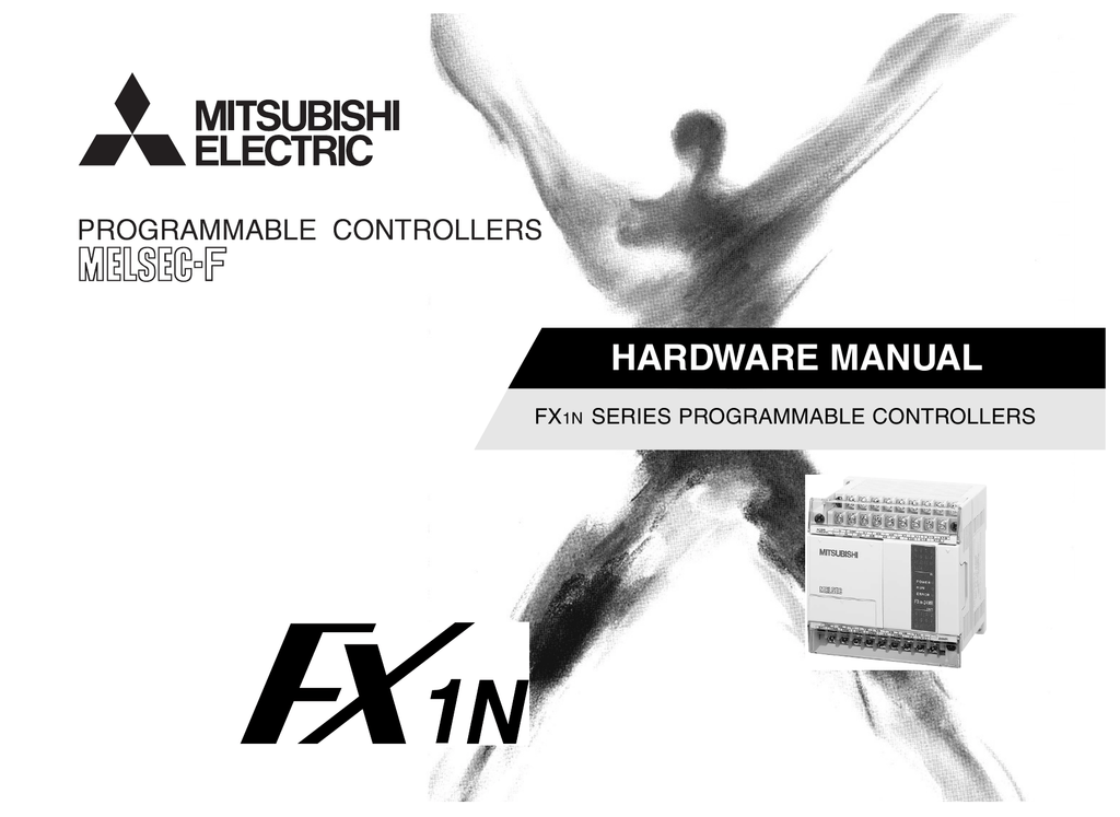 fx1n series programmable controllers hardware manual