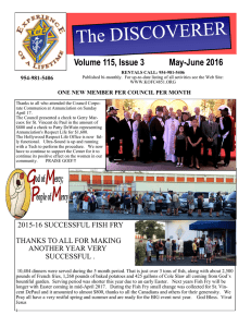 May-June 2016 Volume 115, Issue 3