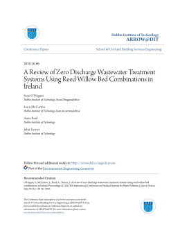 A Review of Zero Discharge Wastewater Treatment