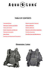 Dimension / Lotus BC Owner`s Manual