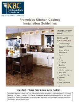 Kitchen Cabinet Installation Guide hampton bay kitchen cabinets installation guide | bar cabinet
