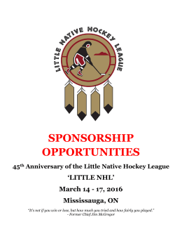 File - Little Native Hockey League March 12