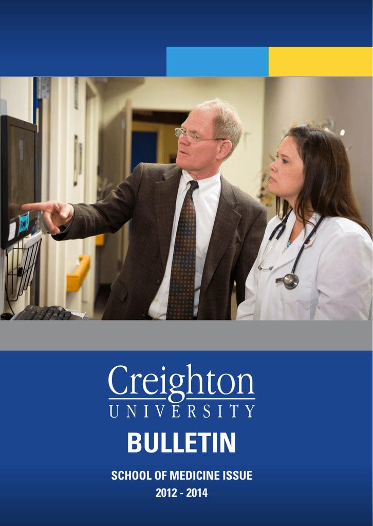 bulletin - Creighton University