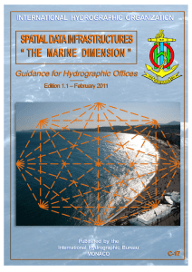 "Spatial Data Infrastructures ""The Marine Dimension"""