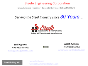 Steefo Engineering Corporation